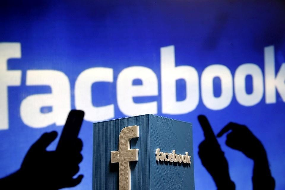 Социальная сеть Facebook  удалила десятки аккаунтов за«связь с русской  разведкой»