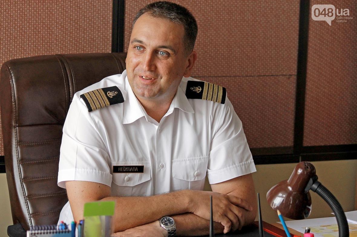 ВМС Украины готовы к наступлению на крымском направлении – Неижпапа…
