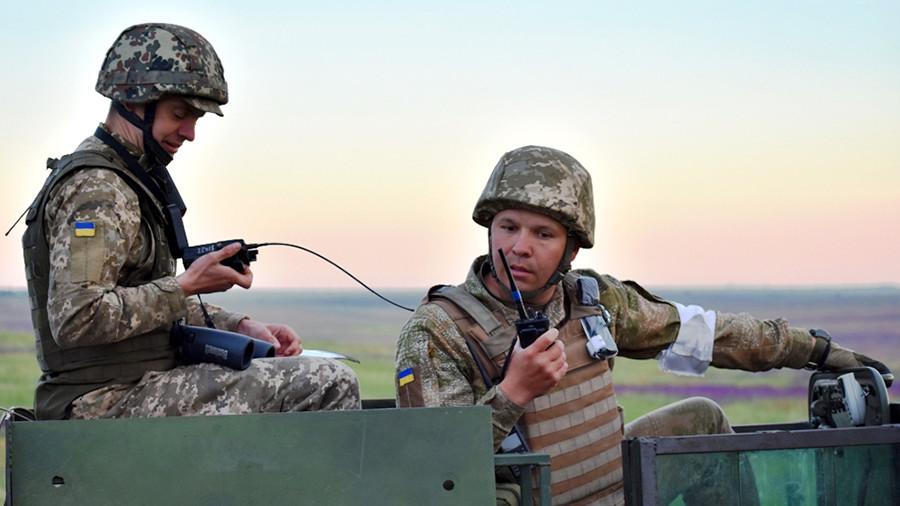 Ответ на маневры России: Украинские десантники в марте проведут учения возле Крыма