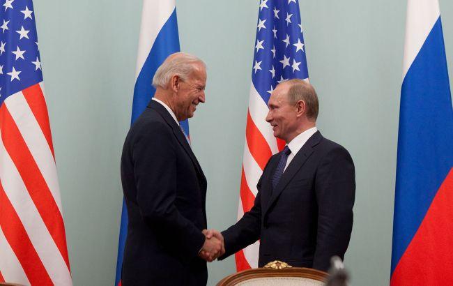Байден на встрече с Путиным хочет обсудить Украину