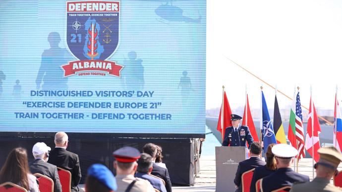 В Албании стартовали масштабные учения НАТО и США