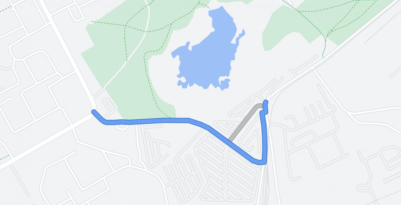 В Николаеве будет альтернативная дорога на Намыв: объявлен тендер на проект дороги от Индустриальной до Озерной 1
