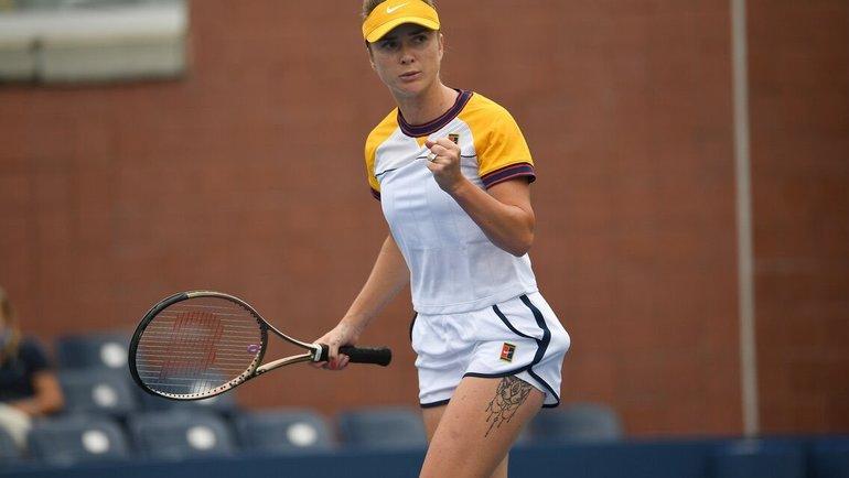 Свитолина забралась на ступеньку выше в рейтинге WTA
