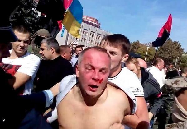 Суд по делу о трагедии 2 мая 2014 года в Одессе сопровождался потасовками - Цензор.НЕТ 5353