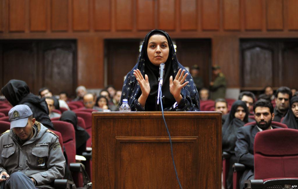 В Тегеране казнена девушка, убившая насильника