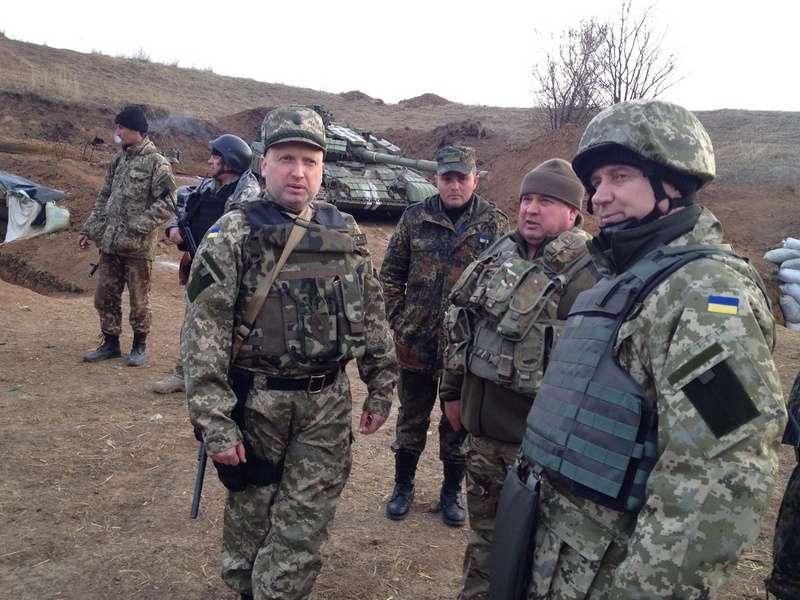 Украине нужна самая сильная армия в Европе, - Турчинов
