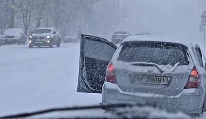 В ГАИ предупредили, что балканский циклон может создать серьезные проблемы на николаевских дорогах