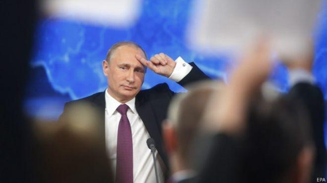 Из-за Украины Путин утвердил новую военную доктрину РФ
