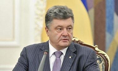 Завтра Порошенко проведет итоговую пресс-конференцию