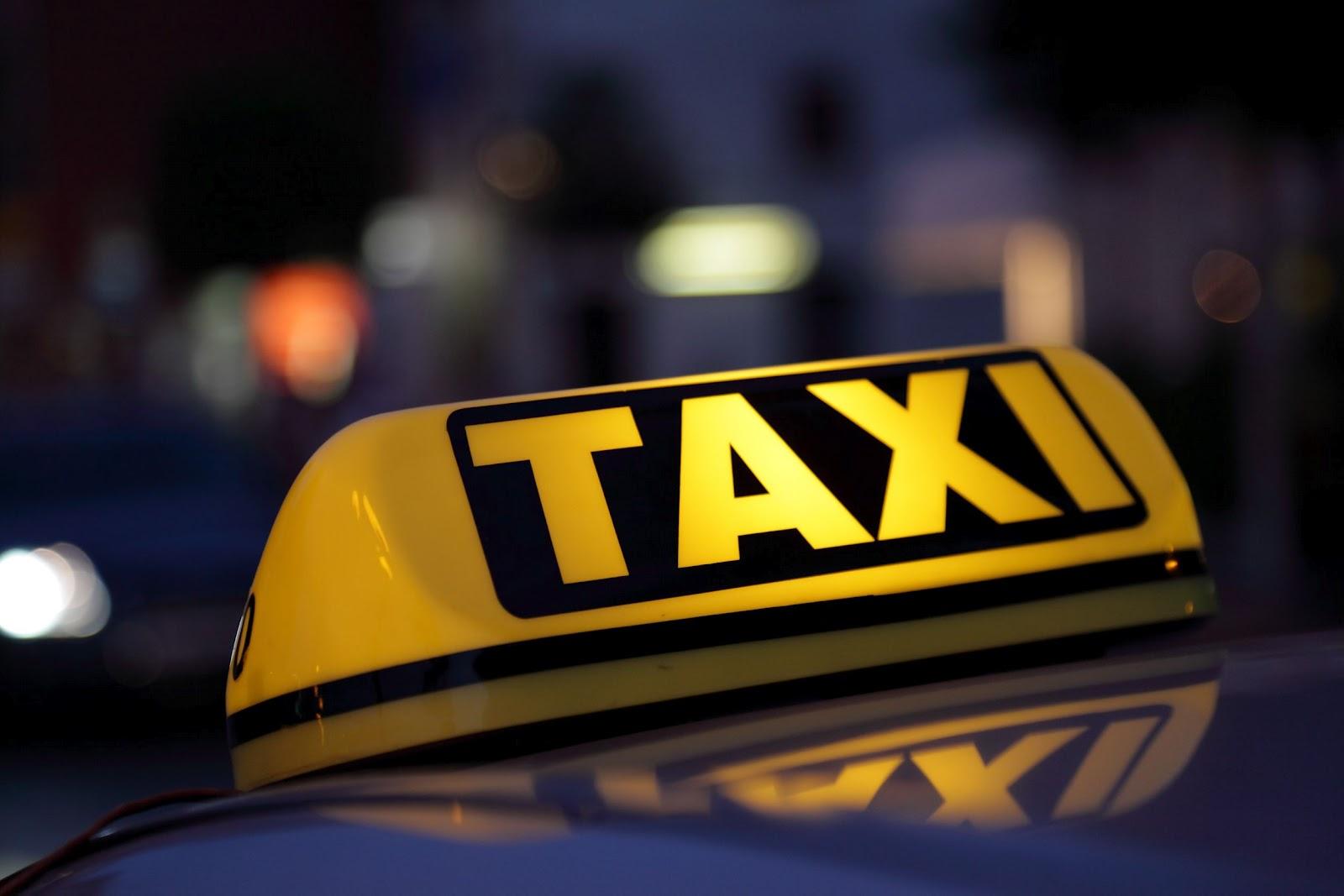 Критерии хорошего такси