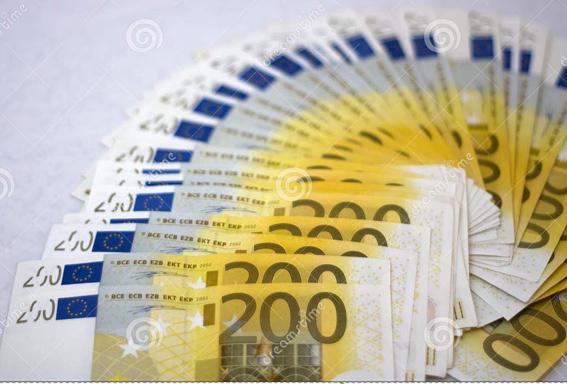 Скачать купюра 200 евро картинки и фото на телефон бесплатно
