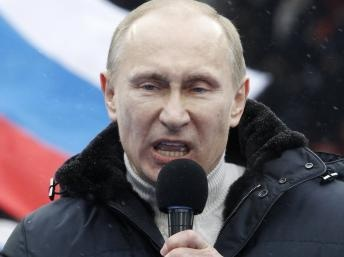 Путин отступает